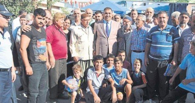 Tarsus Belediyesi yeni taziye evinin temelini attı