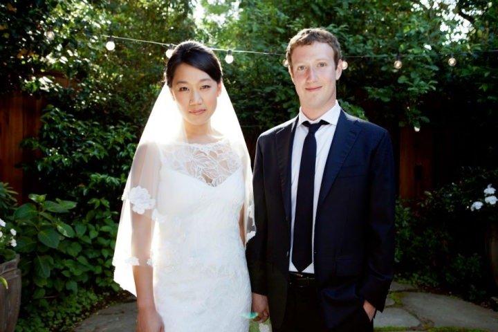 Mark Zuckerberg'in kızı oldu!