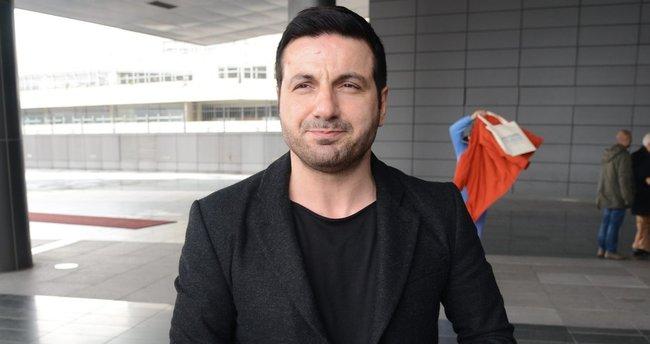 Şarkıcı Davut Güloğlu ifade verdi
