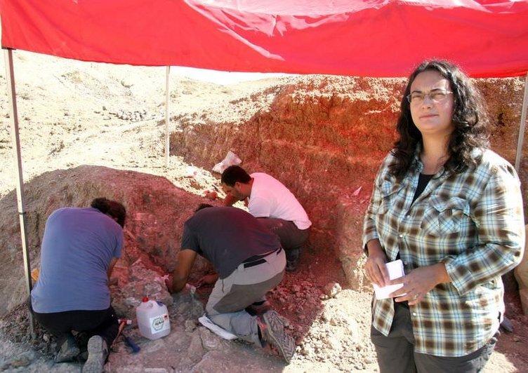 Çoban 30 milyon yıllık fosil buldu
