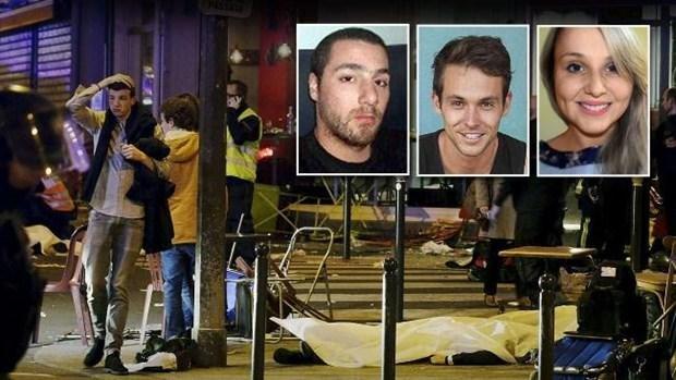 Paris katliamında yaşamını yitirenlerin öyküleri