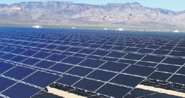 Mustafakemalpaşa'ya güneş enerji santrali