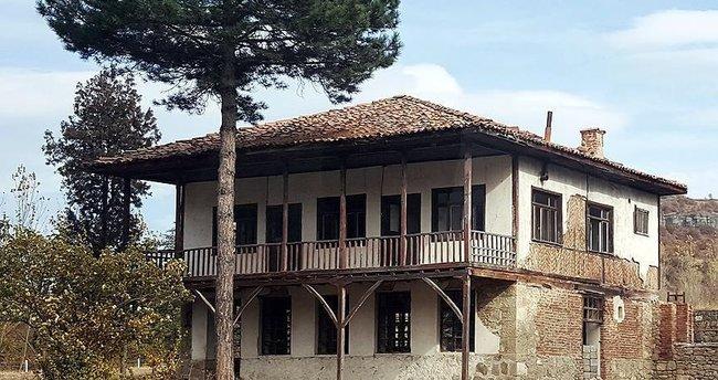 Atatürk'ün Havza'da kaldığı ev koruma altına alındı