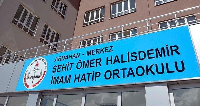 El konulan FETÖ okulunun ismi değişti