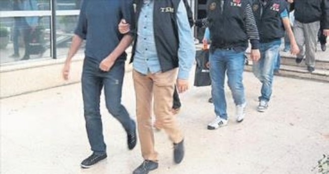 Manisa'da 37 kişi gözaltına alındı