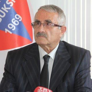Karabükspor Başkanı Ferudun Tankut: 'Sahada oturma eylemi yapacaktık'