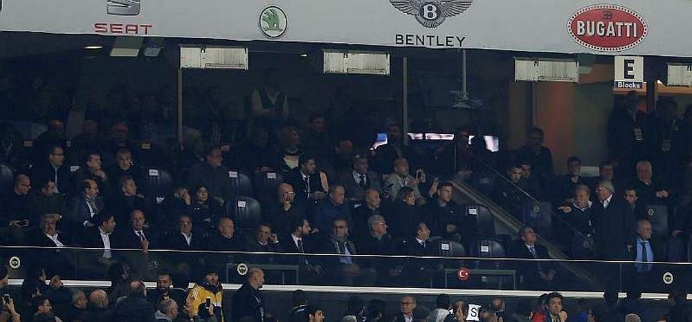 Fenerbahçe, Beşiktaş ve Aziz Yıldırım PFDK'da