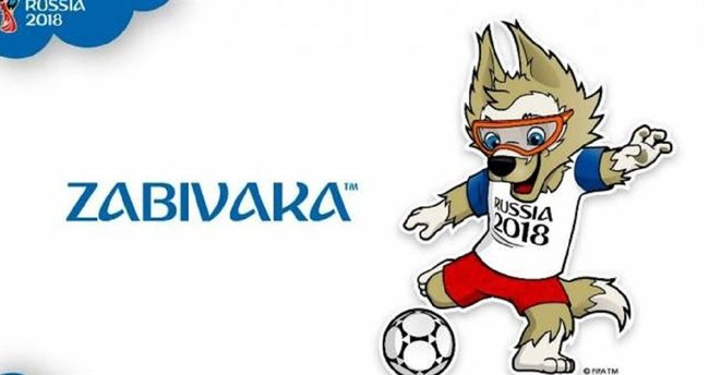İşte Dünya Kupası'nın maskotu
