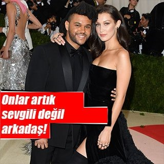 Bella Hadid & The Weeknd aşkı bitti