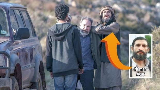 Homeland'a Türk oyuncu damga vuruyor