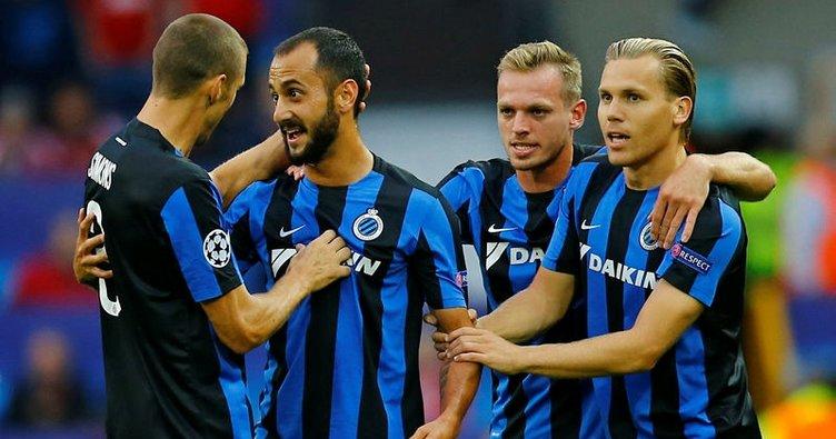 Medipol Başakşehir'in rakibi Club Brugge'u tanıyalım