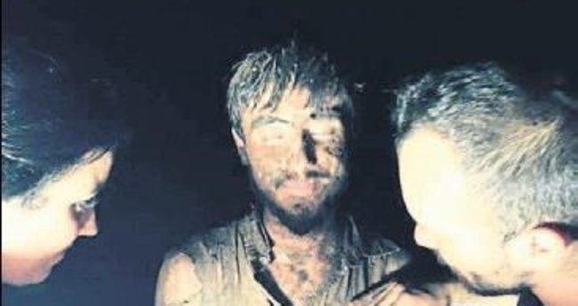 Kayaköy'de korku filmi