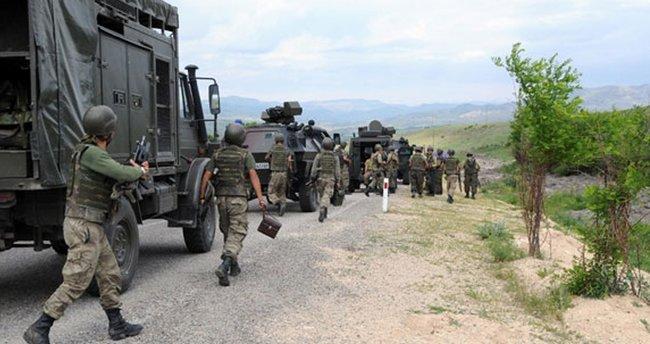 Hakkari'de PKK'ya yeni darbe: 6 terörist öldürüldü