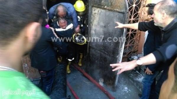 Kahire'de Gece Kulübüne Molotoflu Saldırı