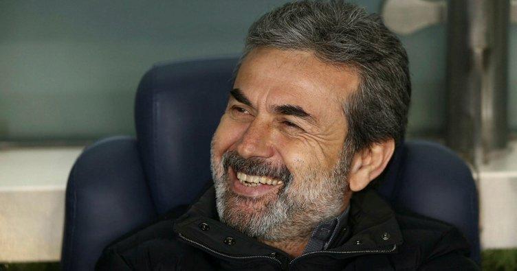 Aykut Kocaman Fenerbahçe'de kupasız sezon geçirmedi