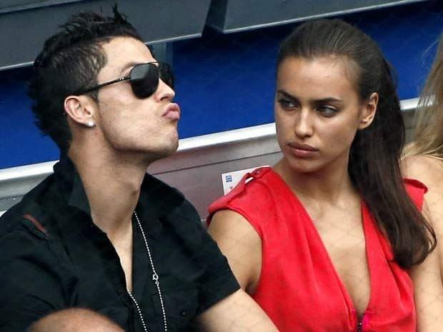 Irina Shayk isyan etti: Ronaldo beni aptal yarine koydu