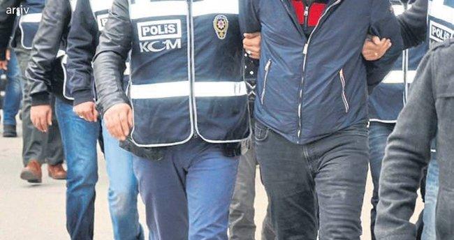 Hatay'da bin 346 kişi tutuklandı