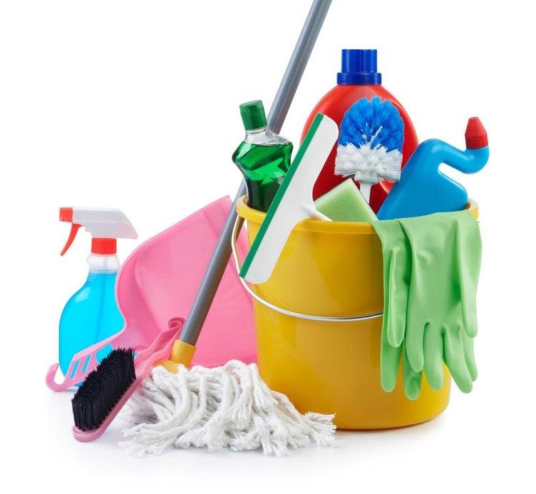 Evde yapılabilecek doğal temizlik malzemeleri