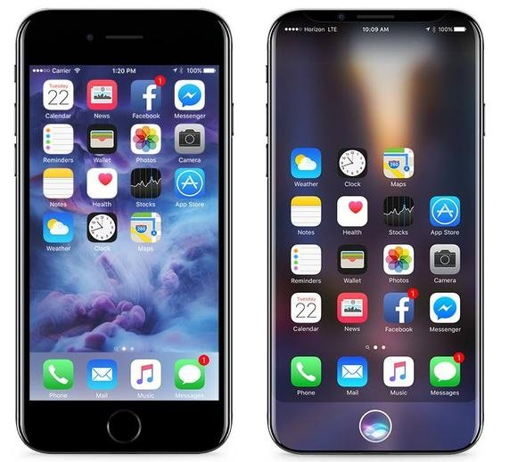 iPhone8'in ilk görüntüleri Çin'in göbeğinde çekildi!