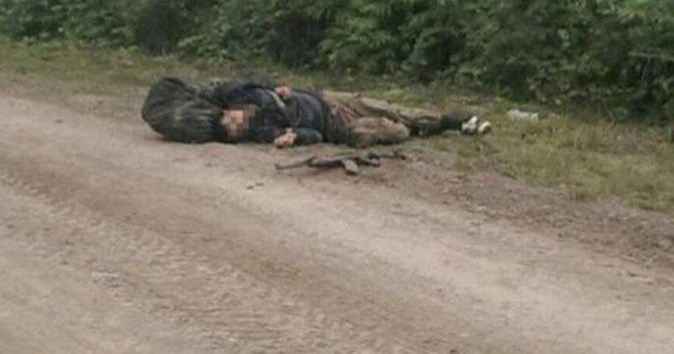 Son dakika: Van'da eylem hazırlığındaki 3 terörist ölü ele geçirildi