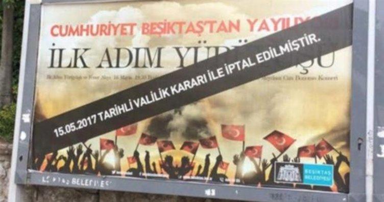 Son dakika! Beşiktaş Belediyesi'ne 19 Mayıs soruşturması