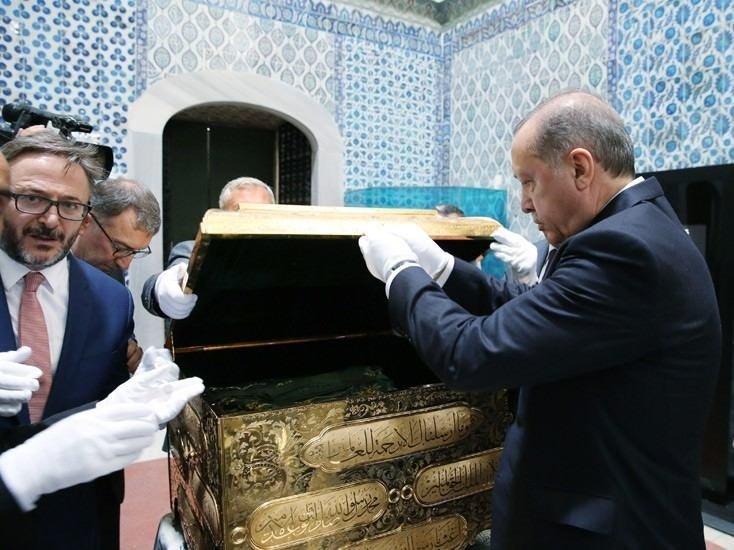 Erdoğan'ın katıldığı Destimal töreninin sırrı