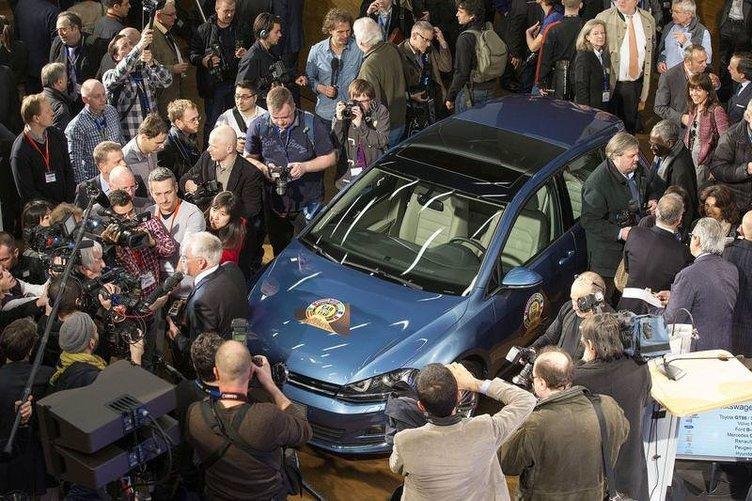 Yılın otomobili Volkswagen Golf