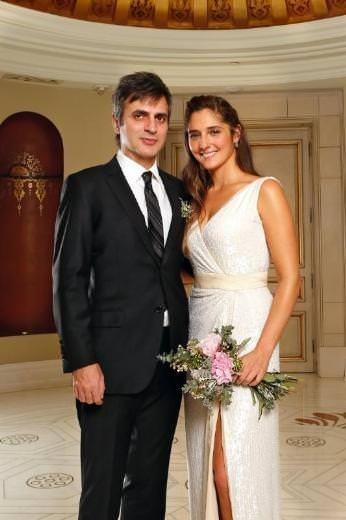 Teoman ile Ayşe Kaya boşandı