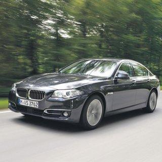 BMW 5 serisine özel faiz