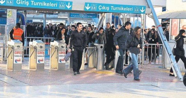 Grev sona erdi İzmir rahatladı