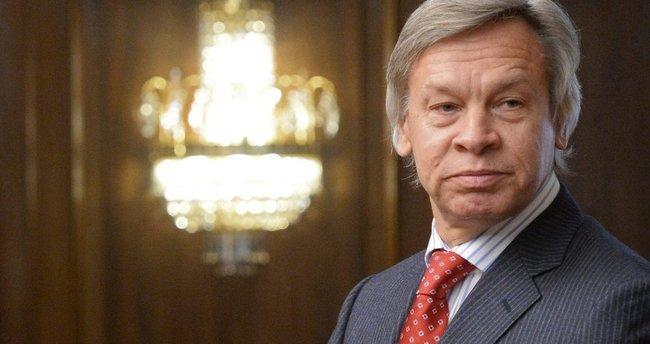 Puşkov: ''AP'nin kararları Rusya ve Türkiye'yi yakınlaştırıyor''
