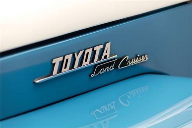 Efsane Toyota'nın bir de son halini görün