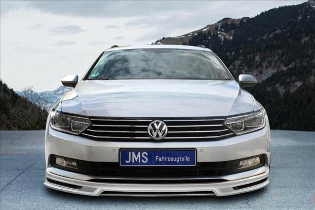 Volkswagen Passat JMS kostümü giydi