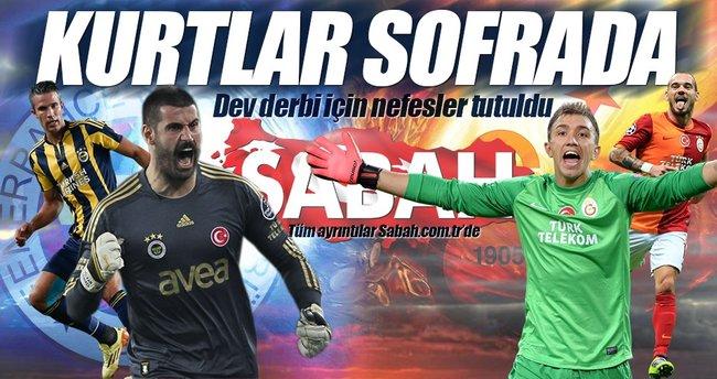 Dev derbiye saatler kaldı! İşte Fenerbahçe Galatasaray maçının tüm bilgileri