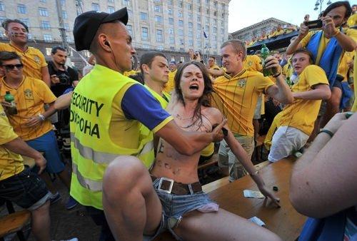 Bir FEMEN aktivisti ne kadar kazanır?