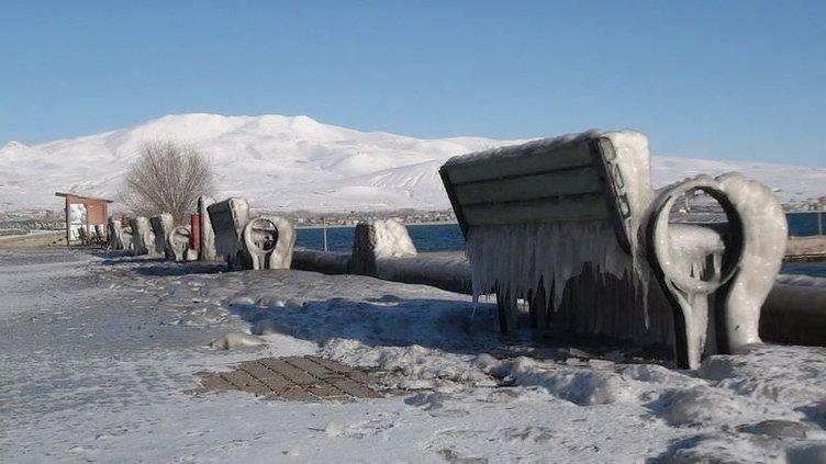 Sibirya değil Bitlis