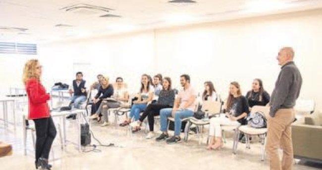 Hasan Kalyoncu'dan girişimcilik akademisi