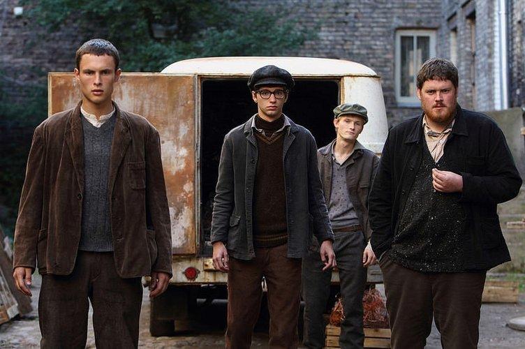 Sibirya Mafyası filminden kareler