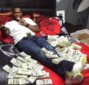 İflas eden 50 Cent'ten ilginç paylaşım