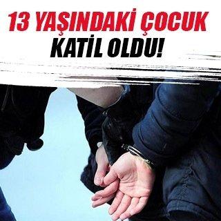 Samsun'daki cinayetin zanlısı 13 yaşındaki çocuk tutuklandı