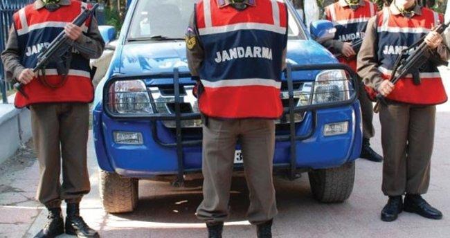 Bin 218 Jandarma personeli görevden uzaklaştırıldı