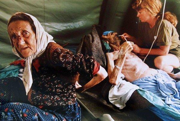 Srebrenitsa katliamının 17. yıldönümü
