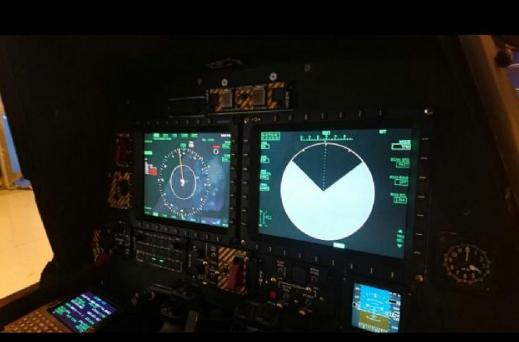 Milimetre Dalga Radarı ATAK helikopterine entegre edildi