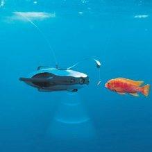Bu da insansız deniz aracı