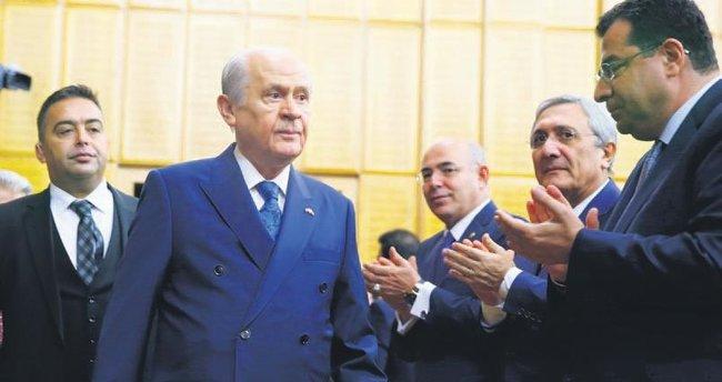 MHP'den başkanlık için üç kriter!