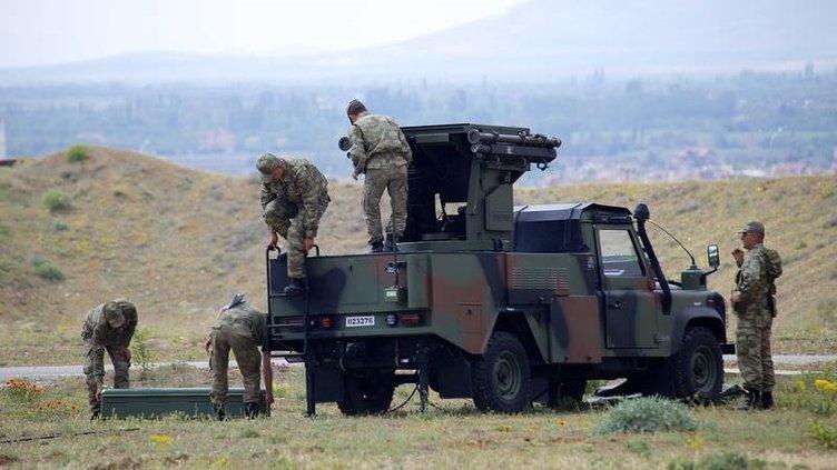 Türk ordusunun yerli gücü: Zıpkın ve Atılgan