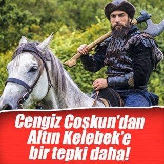 Cengiz Coşkun'dan Altın Kelebek'e bir tepki daha!
