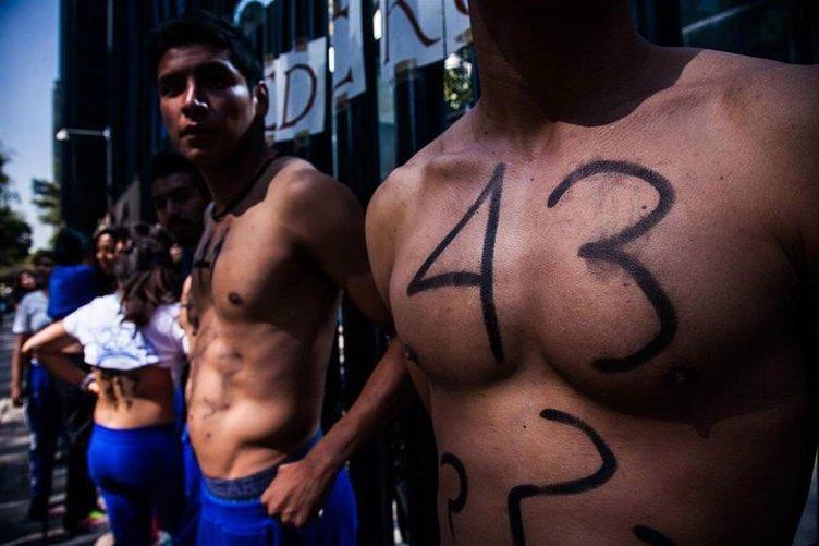 Kaçırılan 43 öğrenci için ders bırakıldı