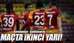 Kasımpaşa - Galatasaray maçı canlı! Tıkla