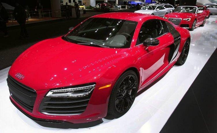 2013 Detroit Otomobil Fuarı